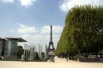 Day One in Paris: Fatigue et Tourisme