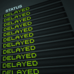 Life Lesson #33 – Delayed Off