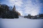Snowflakes in Salzburg