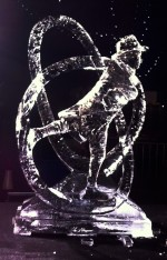 Ice Sculptures in London!