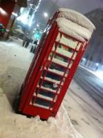 Waitangi Snow