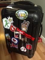 Life Lesson #46 – Left Luggage