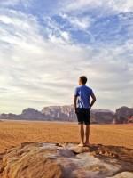 Adventures in the Jordanian Desert