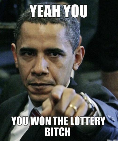 happy lucky lotto